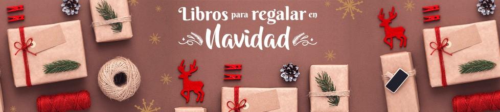 ¡Selección de libros para regalar estas navidades!