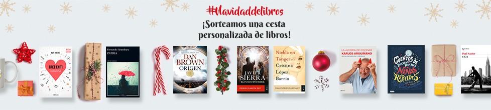 ¡Entra en el sorteo de una cesta de libros!