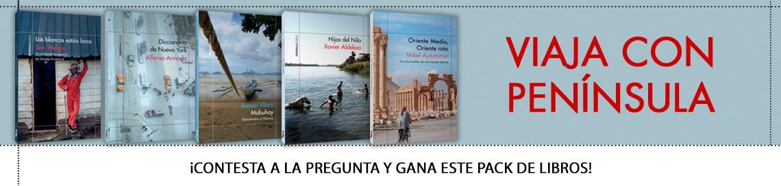 Sorteo - Viaja con Península